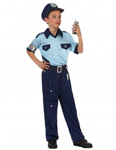 Realistinen poliisiasu lapsille