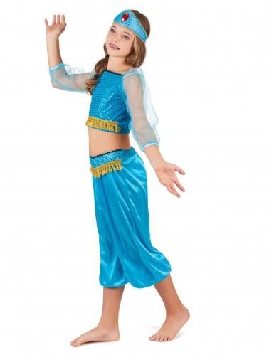 Itämaisen tanssijan asu lapsille-1