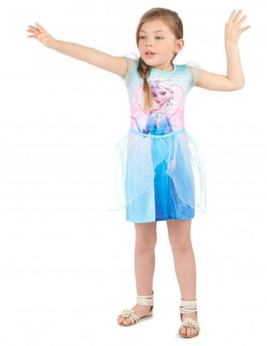 Lumikuningatar Elsan mekko lapsille - Frozen™-1