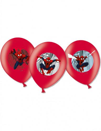 Spiderman™-ilmapallot, 6 kpl
