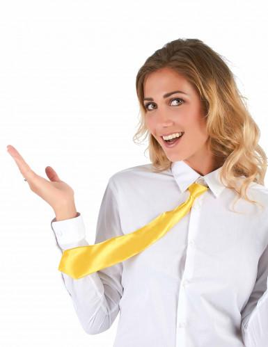 Keltainen kravatti-1