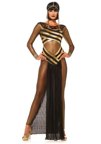 Egyptiläisen jumalattaren asu