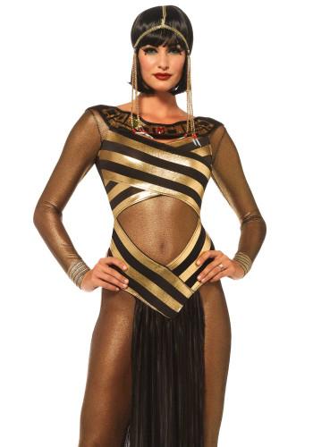 Egyptiläisen jumalattaren asu-1