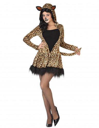 Hurmaava Leopardiasu aikuisille