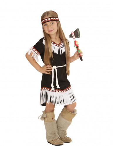 Lasten intiaanimekko kiinostavilla yksityskohdilla