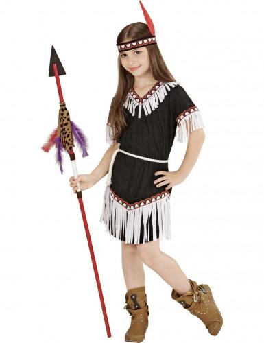 Lasten intiaanimekko kiinostavilla yksityskohdilla-1