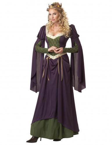 Renessanssiajan aatelisnaisen mekko naisille