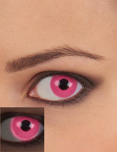 Pinkit UV-piilolinssit
