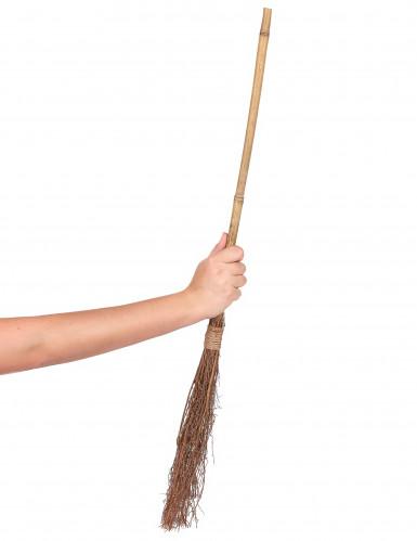 Noidan luuta - 88 cm - bambumateriaalia-1
