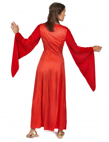 Keskiaikainen mekko naisille-2