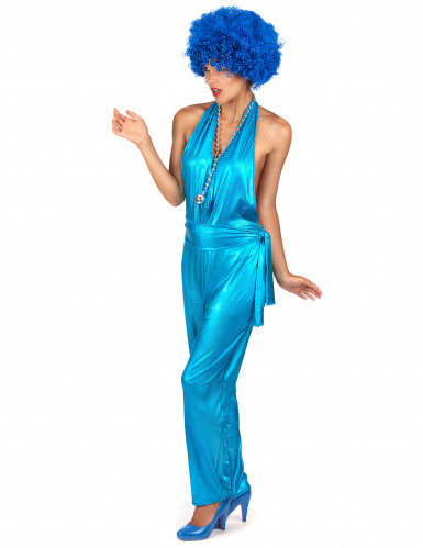 Kuuman discokuningattaren sininen haalari-1