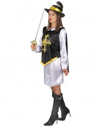 Naisten muskettisoturiasu-1