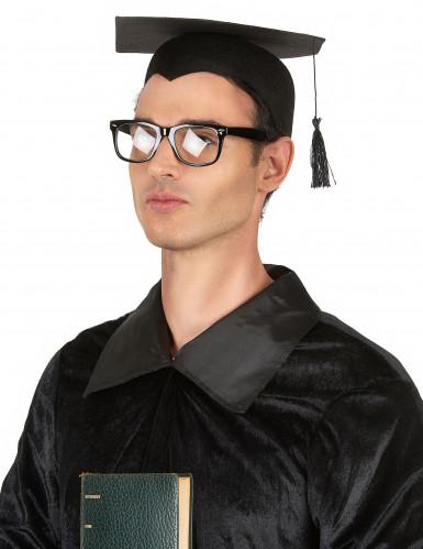 Oxfordhattu - Opiskelijan valmistujaispäähine aikuisille-1