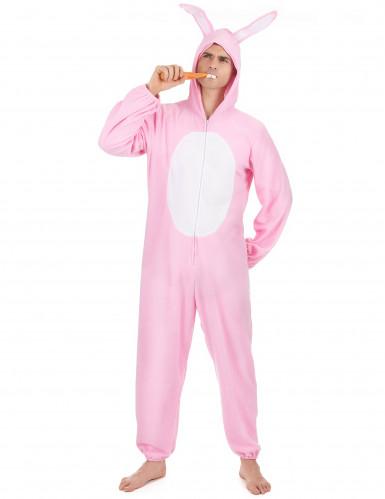 Pinkki pupuasu miehille