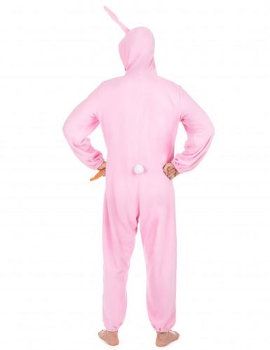 Pinkki pupuasu miehille-2