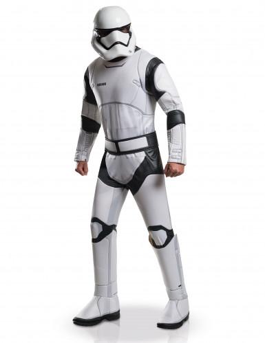 Aikuisten luksus Stormtrooper White - Star Wars VII™ -asu