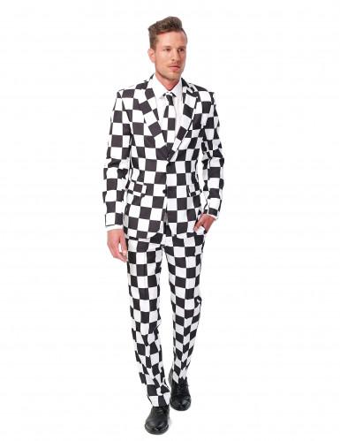 Miesten ruudullinen Suitsmeister™-puku