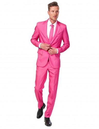 Miesten vaaleanpunainen Suitmeister™- puku