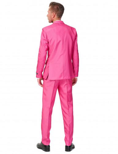 Miesten vaaleanpunainen Suitmeister™- puku-1