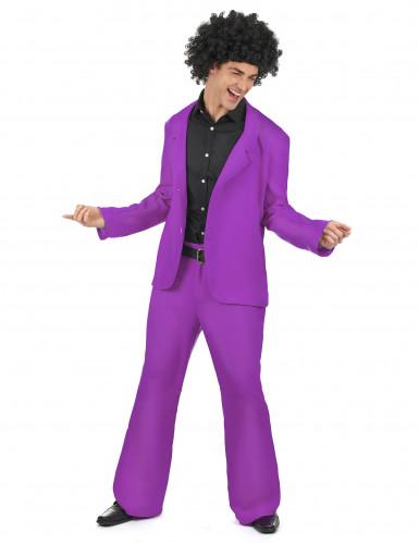 Violetti diskopuku