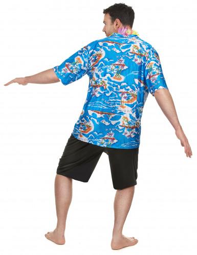 Havaijilaisturistin asu miehille-2