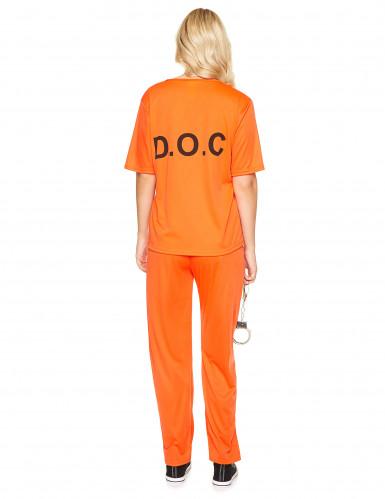 Aikuisten oranssi vankiasu-2