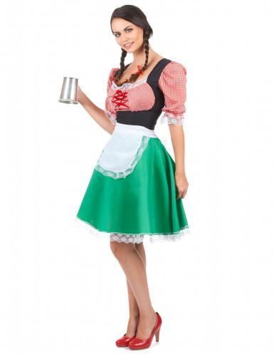 Naisen Oktoberfest-asu-1