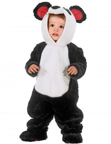 Vauvojen panda-asu
