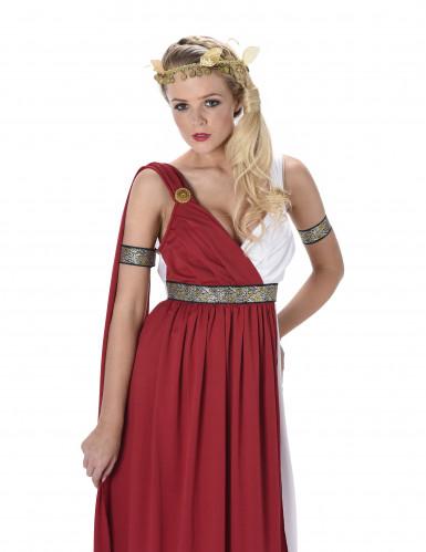 Roomalaisen naisen asu-1