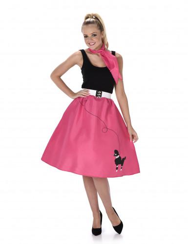 Pinkki 50- luvuntanssiasu