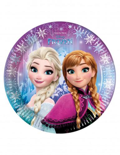 Frozen™ lautanen 8kpl 23cm