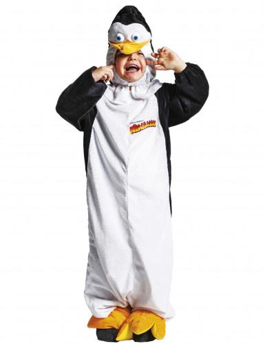 Madagarcarin™ pingviinin naamiaisasu lapselle