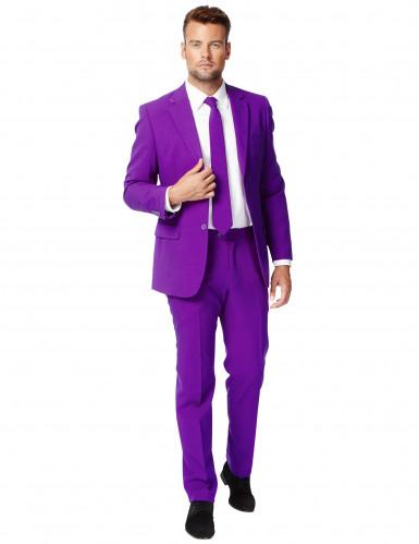 Miesten violetti Opposuits™- puku