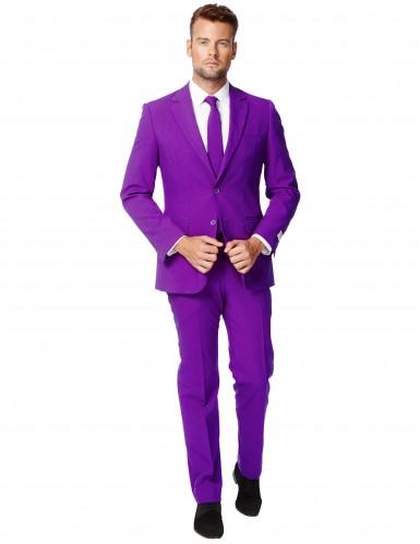 Miesten violetti Opposuits™- puku-1