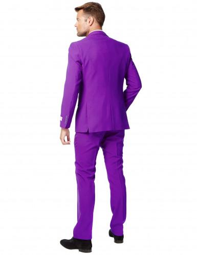 Miesten violetti Opposuits™- puku-3