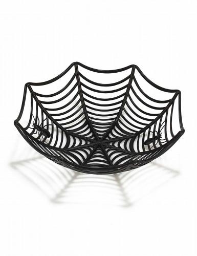 Halloween kulho hämähäkinseitti 27 cm