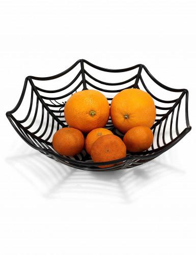 Halloween kulho hämähäkinseitti 27 cm-1