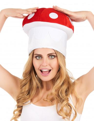 Kärpässieni hattu aikuisille-1