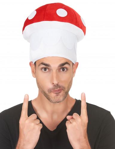 Kärpässieni hattu aikuisille-2