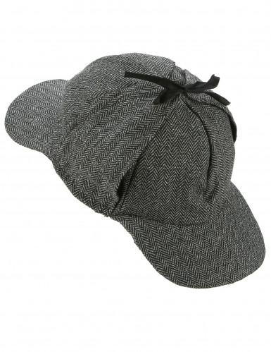 Brittiläisen etsivän hattu aikuisille-2