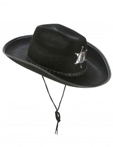 Aikuisten musta hattu Sheriffi