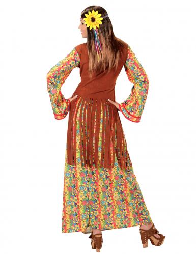 Naisen hapsuinen hippimekko-1