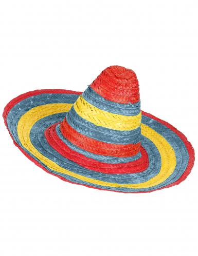 Meksikolainen Sombrero - Naamiaishatut