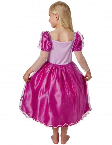 Tyttöjen naamiaispuku Rapunzel™ Tähkäpään tanssiaispuku-1