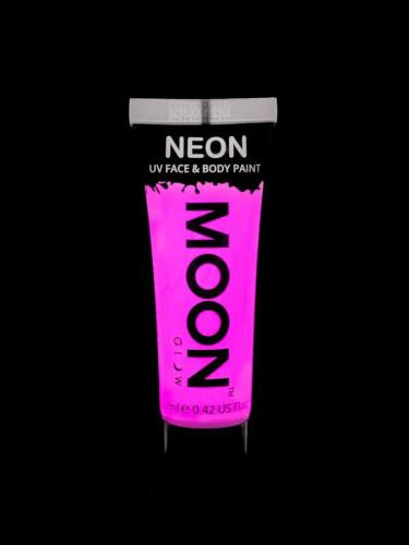 Moon Glow© Neon UV -vaaleanpunainen vartaloväri-1