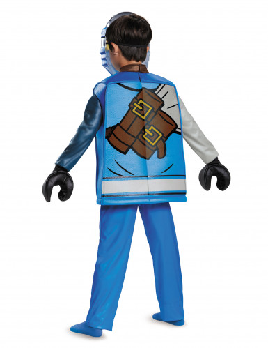 Lego®: Jay Ninjago -naamiaisasu lapselle - luksus-2