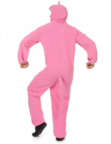 Hupullinen vaaleanpunainen pantterihaalari-2