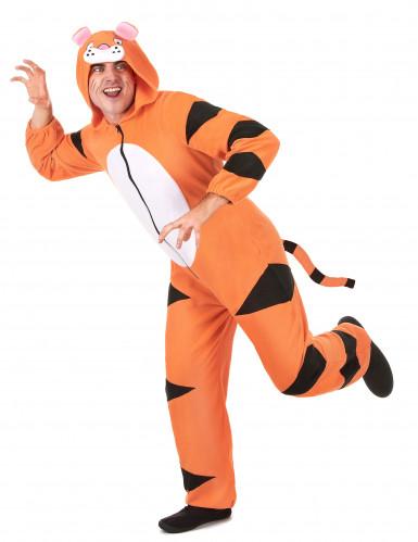 Hupullinen tiikerihaalari miehille-1