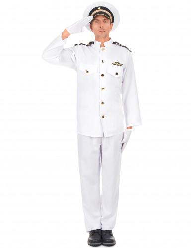 Merikapteenin uniformu