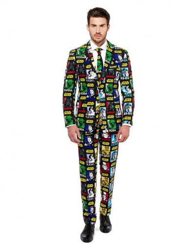 Mr. Strong Force Star Wars™ Opposuits™ asu aikuisille